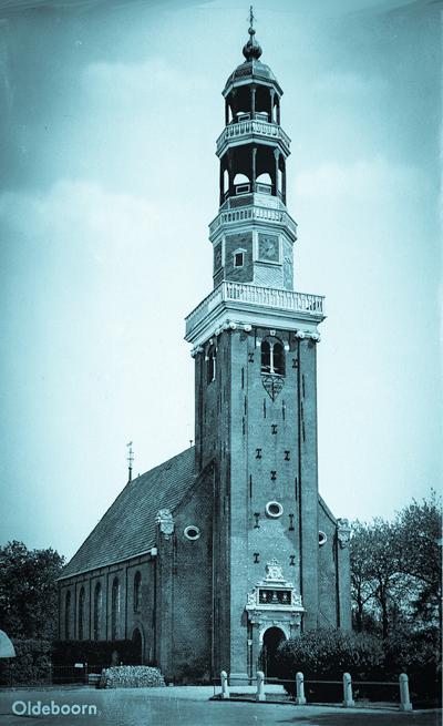 tsjerke-bewerkt