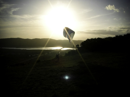 Paraglider I