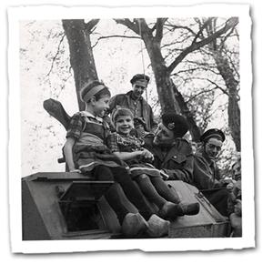 Tebektinkens - 5 Maaie 1945